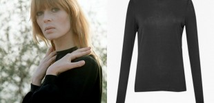 Nico black turtleneck