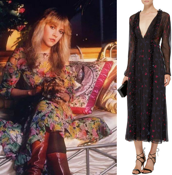 Stevie nicks thakoon dress