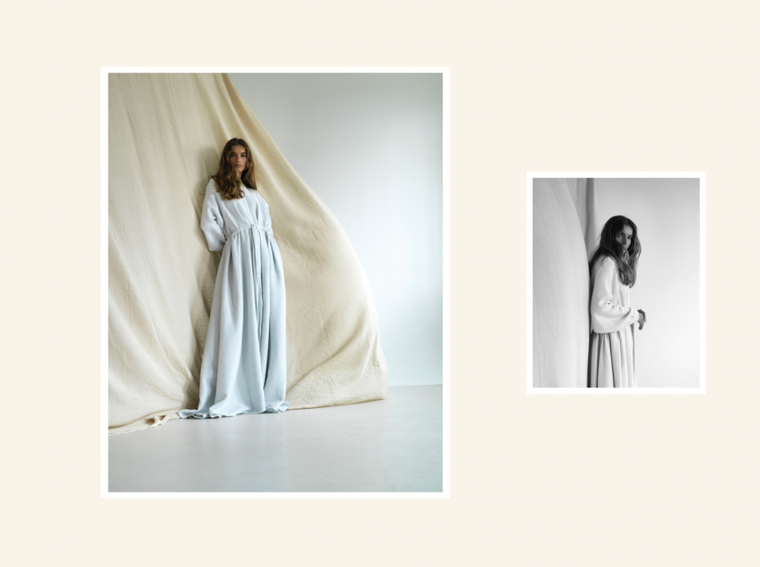 in-grid was built on the principle of reduction, and then to reduce further. Get to know the designers behind the minimalist British fashion label that proves basics are anything but boring.