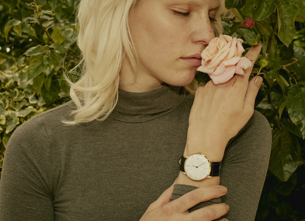 The Sekford women's edition of their modern classic Type 1A watch is here, and I had the opportunity to speak to Kuchar and Pierre about how it all began.